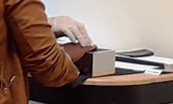 Fingerprinting London UK Europe Bahrain
